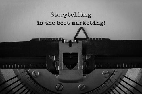 trasmettere i valori aziendali tramite il racconto usando il corporate storytelling