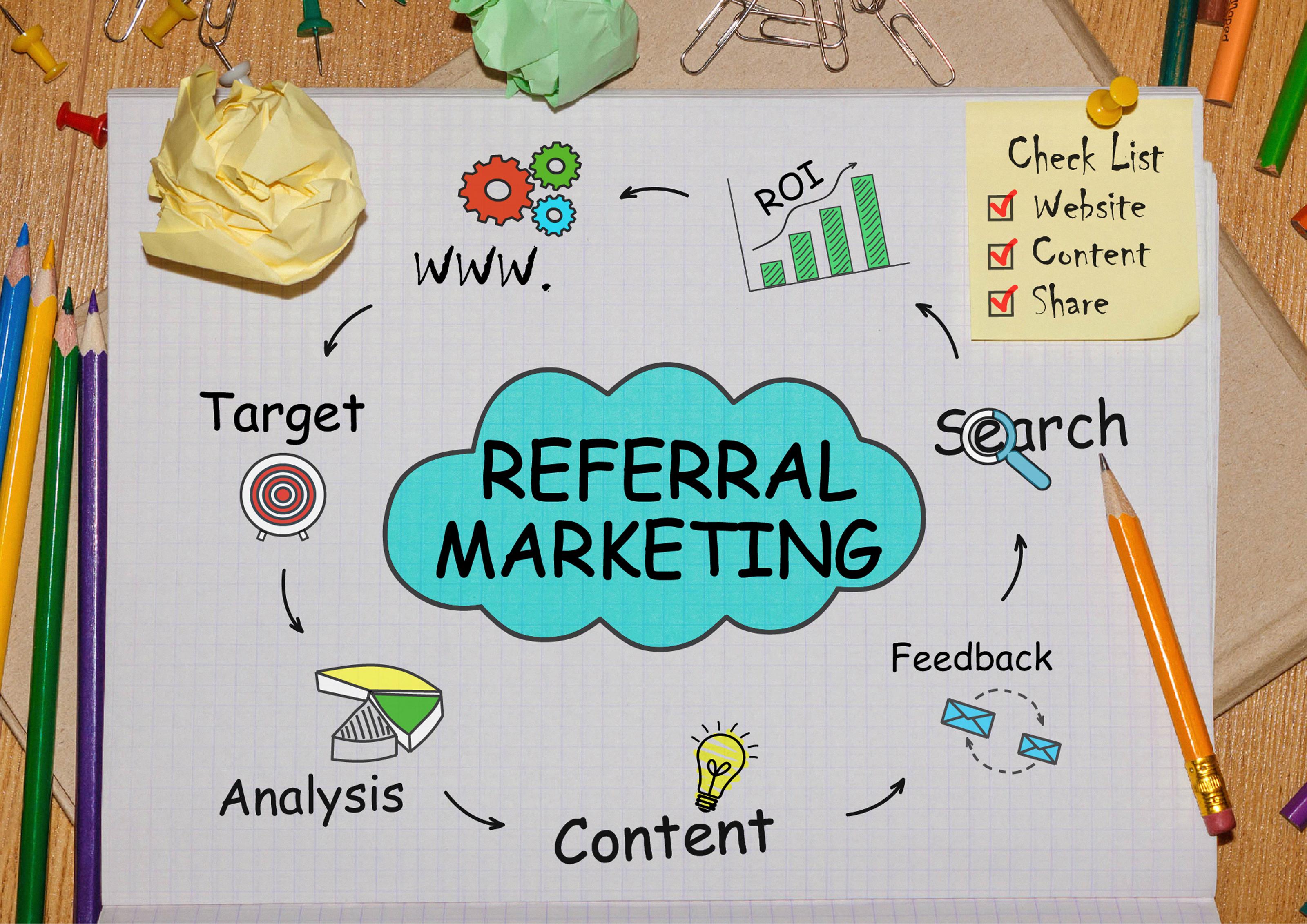 crea una relazione di fiducia con il Referral Marketing