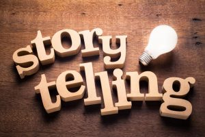 uso dello storytelling nella christmas content marketing strategy